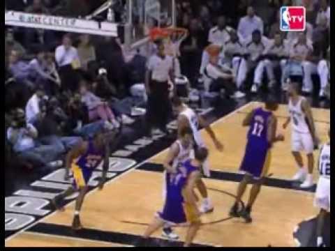 NBA Top 10 Dunks 2007 Season