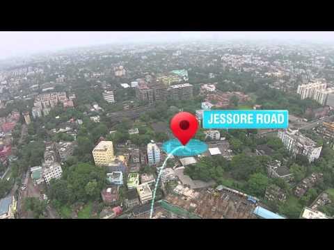 Emami City Location Map Jessore Road, Kolkata @ +91 33 4020 4020 - www.emamirealty.com