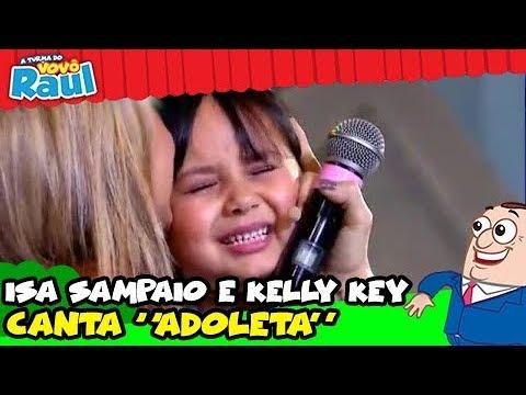 ISA SAMPAIO E KELLY KEY -