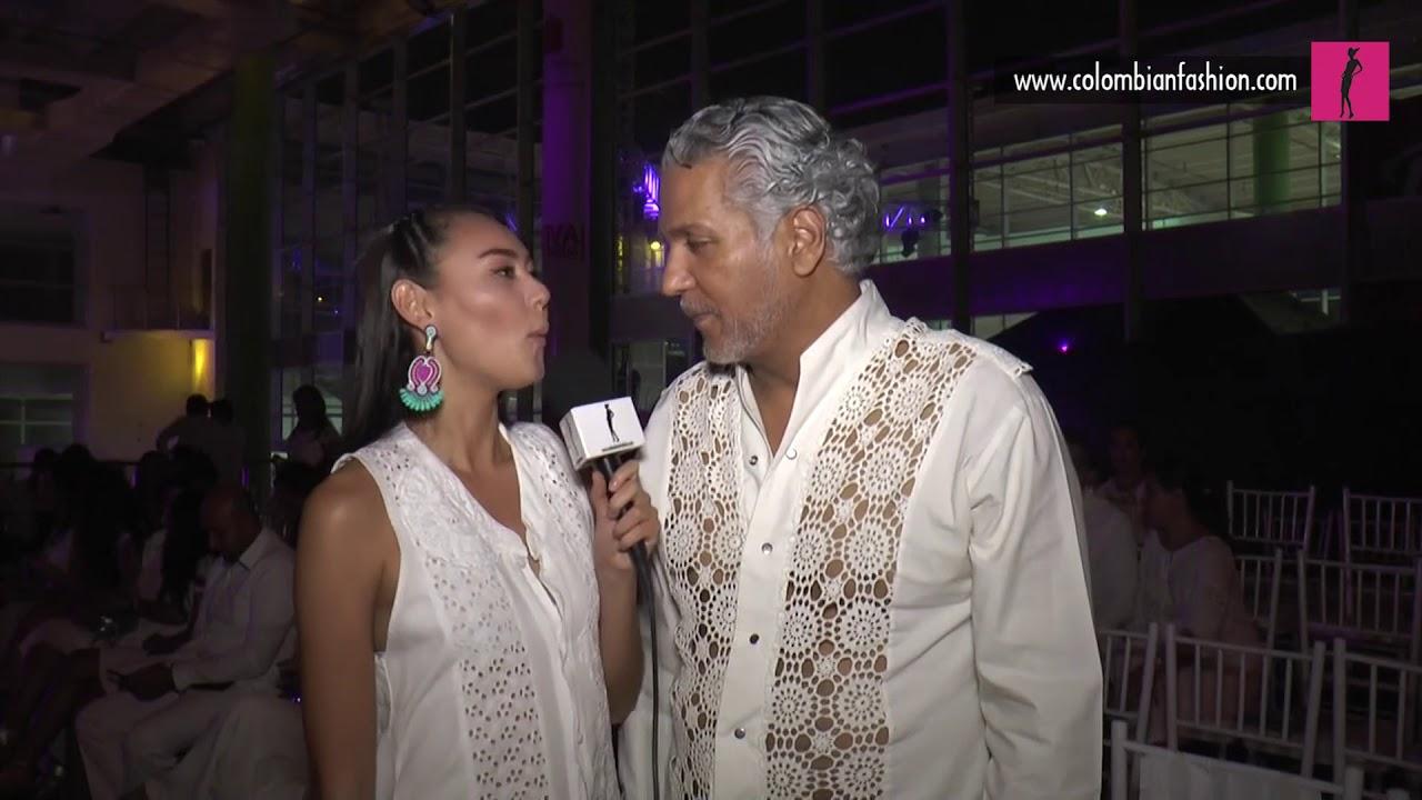 Entrevista Carlos Arturo Zapata - Neiva Expo Moda 2017