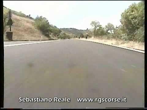 48° Svolte di Popoli 2010: Cameracar X1/9 Sebastiano Reale debutto