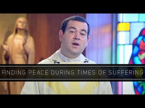 Finding Peace During Times of Suffering | Homily: Father Peter Stamm