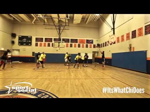 Chicago Sport and Social Club Basketball Leagues