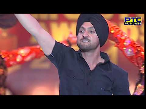 Diljit Dosanjh I Song Panga I Rocking Performance I Ptc Punjabi Music Awards 2010