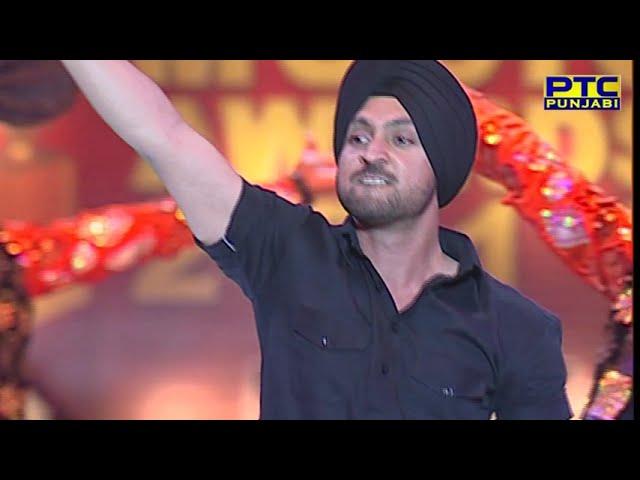 Diljit Dosanjh I Song - Panga I Rocking Performance I PTC Punjabi Music Awards 2010