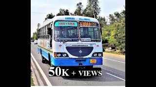 Haryana roadways intelligent bus driver