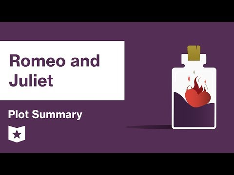 Romeo And Juliet By William Shakespeare | Plot Summary