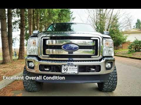 2013 Ford F-250 4X4 1 Owner 6.7L POWERSTROKE Tuned & Deleted 20S for sale in Milwaukie, OR