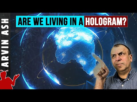 Holographic Universe: Are we living in a Hologram? In a Black Hole?