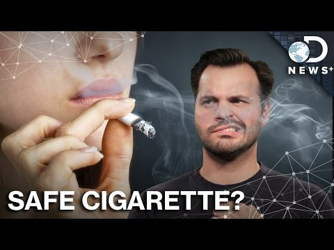 The Futile Pursuit Of A Safe Cigarette