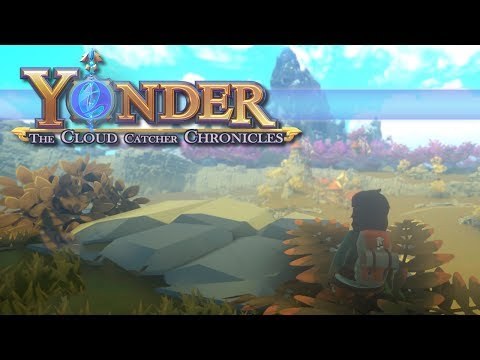 Hidden Caves and Hungry Grassfoxes?! ☁️Yonder: Cloud Catcher Chronicles - Episode #8