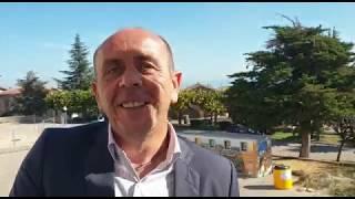 L'intervista al sindaco di Petacciato Roberto Di Pardo