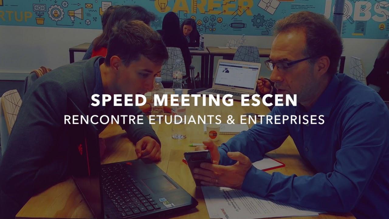 Speed rencontres étudiants