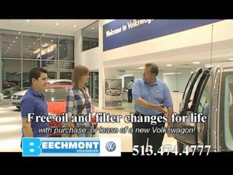 Beechmont Volkswagen Cincinnati Marketplace Commercial