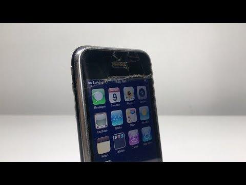 iPhone 3G Retro Restoration - (10 Year Anniversary)