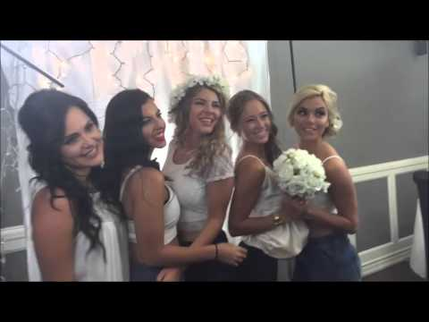 Behind The Scenes - September 12 2015 - Bridal Photoshoot.