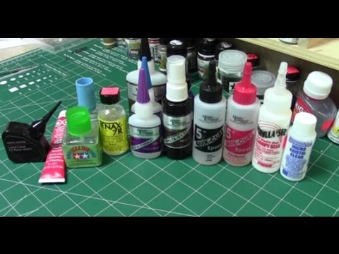 Introduction to model glues