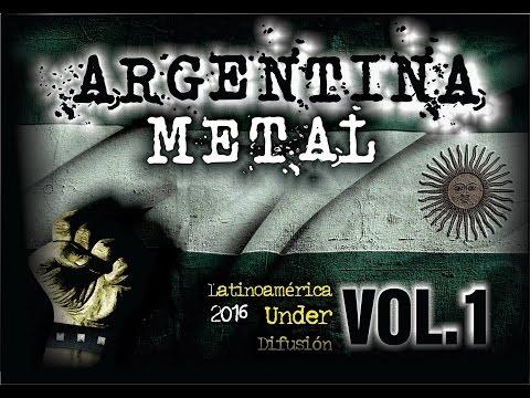 V.A. - 2016 - Argentina Metal (Vol.1)
