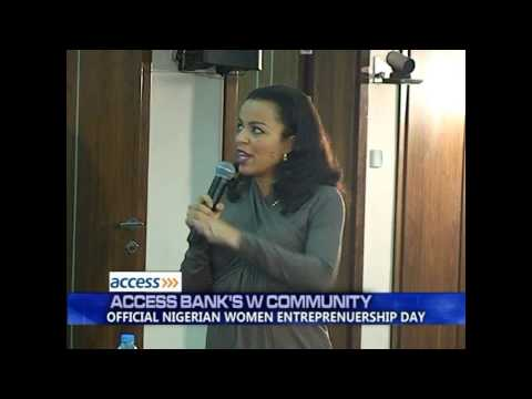 Access W hosts women on The Global Women entrepreneurship Day. Nov19, 2014