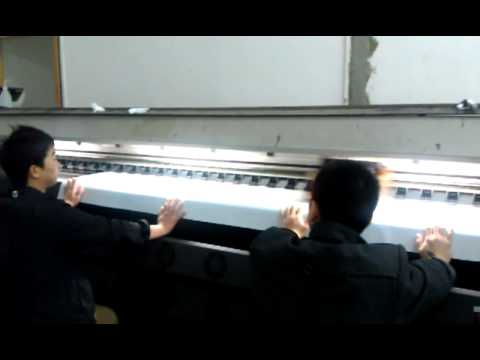 Printing in Southern China