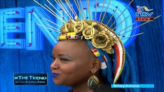 #theTrend: Muthoni Drummer Queen drops her new album #SHE