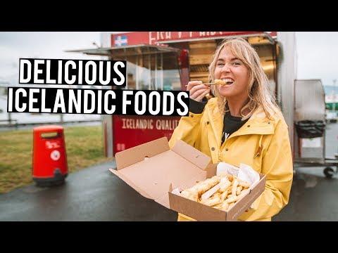 We Tried Icelandic Foods | How Expensive is Reykjavík?