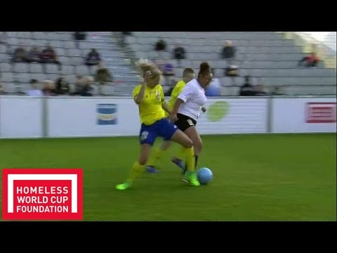 Oslo 2017 Homeless World Cup Live Stream Day 4 Pitch 1