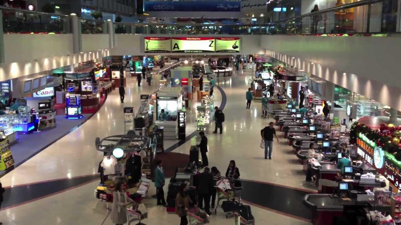 Dubai Airport Duty Free Youtube