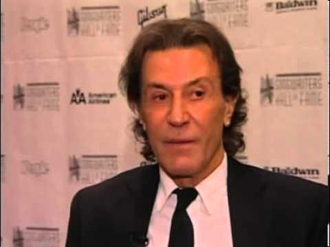 Albert Hammond - Interview The Songwriters Hall Of Fame induction, June 8, 2008