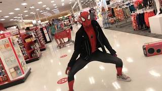 Michael Jackson - They Don't Care About Us (Official Dance Video) Spiderman
