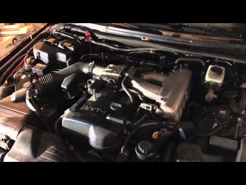 diy how to replace a starter on 2002 lexus is300 wins