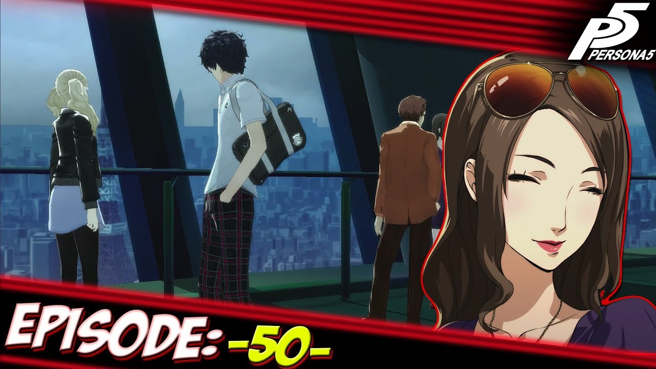 Persona 5 Playthrough Ep 50: The Elegance of Woman -Takamaki's ...