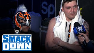 The Mysterios are happy to get payback on Gable & Otis: SmackDown Exclusive, March 5, 2021