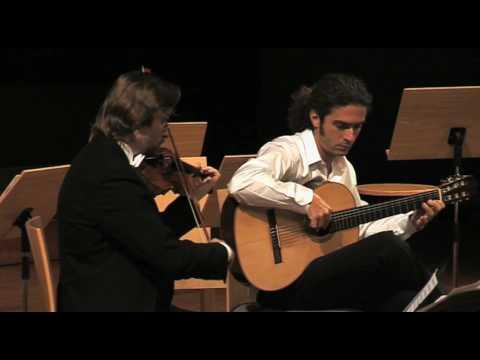 Vivaldi, Trio in G minor - III mov. allegro