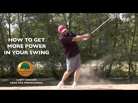 POWER SWING by Scott Krieger