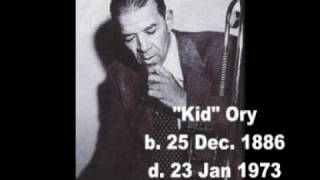 Savoy Blues- Kid Ory