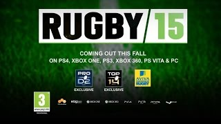 Rugby 15 Gameplay PC HD 1080p