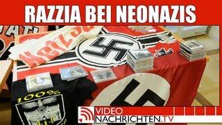 Nachrichten: Hitler-Bier und «Blut und Ehre»-Messer bei Neonazi-Razzia gefunden - dpa