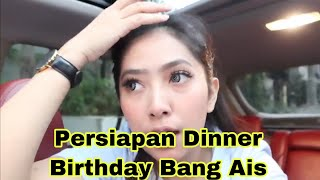 Keseruan Dinner Birthday Bang Ais !!!