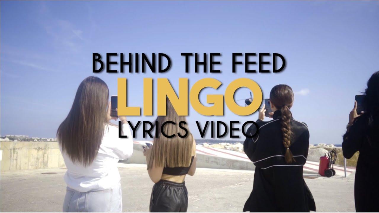 "EVA - Behind The Feed : ""Lingo"" Lyric Video"