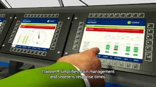EKE Trainnet® Solutions for Train Automation, and more!