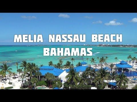 Melia Nassau Beach Bahamas - All Inclusive