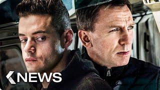 Aquaman 2, A Quiet Place 2, Black Widow Film, Bond 25, Candyman... KinoCheck News