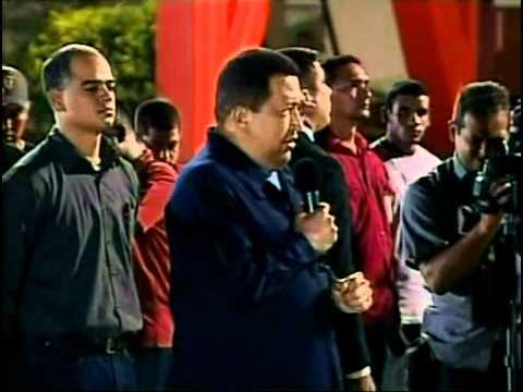 24 MAR 2012 Salida del Pdte Hugo Chávez hacia Cuba para Iniciar Tratamiento Médico