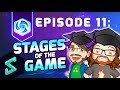 Heroes Academy Ep. 11: Stages of the Game | Heroes of the Storm Tutorials| MFPallytime & Dan Cybert