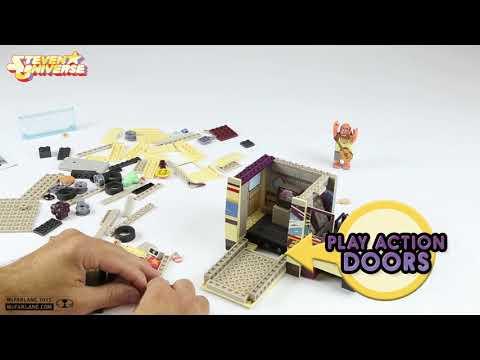 Steven Universe Mr. Universe's Van Construction Set - McFarlane Toys