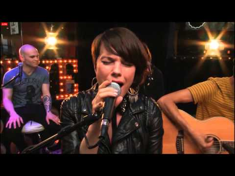 Flyleaf  Broken Wings Session Acoustic Stream