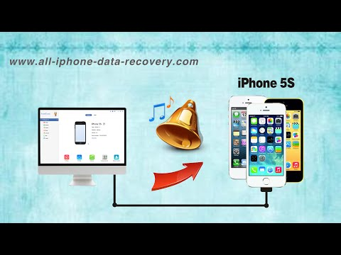 [Ringtones to iPhone 5]: How to Transfer Ringtones from Computer to iPhone 5S/5C/5