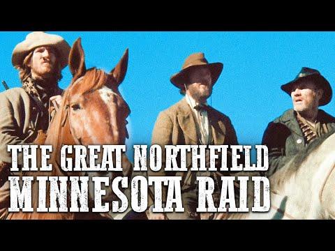 The Great Northfield Minnesota Raid (Full Movie, Western, English, Entire Film) *free full westerns*