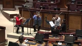 Cuarteto de cuerdas - 15 Dic 2014 - Bloque 3